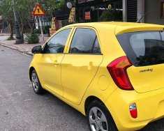 Bán Kia Morning đời 2013, màu vàng, giá 205tr giá 205 triệu tại Hà Tĩnh