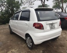 Cần bán gấp Daewoo Matiz sản xuất năm 2005, màu trắng giá Giá thỏa thuận tại Hà Nội