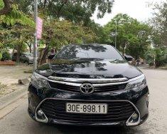 Bán ô tô Toyota Camry 2.0 sản xuất năm 2017, màu đen, giá 820tr giá 820 triệu tại Hà Nội