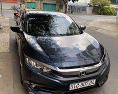 Cần bán lại xe Honda Civic 1.8G sản xuất năm 2019, màu đen, nhập khẩu giá cạnh tranh giá 635 triệu tại Tp.HCM