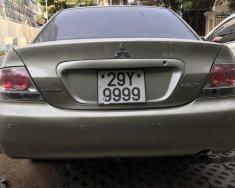 Chính chủ cần bán lại chiếc xe Mitsubishi Lancer đời 2005, màu xám, biển đẹp, giá tốt giá 250 triệu tại Tp.HCM