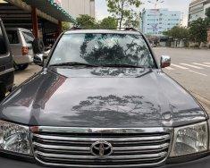Gia đình bán xe Toyota Land Cruiser năm sản xuất 2005, màu xám, giá tốt giá 380 triệu tại Đà Nẵng