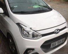 Bán xe Hyundai Grand i10 đời 2016, màu trắng, nhập khẩu giá 290 triệu tại Thanh Hóa
