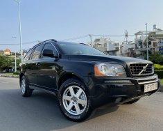 Bán xe Volvo XC90 sản xuất 2008, màu đen, xe 1 đời chủ giá 560 triệu tại Tp.HCM