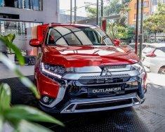 Bán Mitsubishi Outlander năm sản xuất 2020, màu đỏ giá 950 triệu tại Đà Nẵng