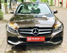 Cần bán Mercedes C200 năm 2018, màu nâu  giá 1 tỷ 200 tr tại Hà Nội