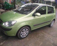 Bán xe Hyundai Getz đời 2009, màu xanh lục, nhập khẩu, giá tốt giá 180 triệu tại Hà Nội