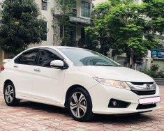 Bán Honda City 1.5CVT AT năm 2016, màu trắng chính chủ, giá chỉ 465 triệu giá 465 triệu tại Hà Nội