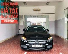 Cần bán gấp Mercedes C 200 đời 2018, màu đen, giá tốt  giá 1 tỷ 290 tr tại Tp.HCM