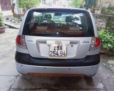 Cần bán gấp Hyundai Getz năm 2008, màu bạc, xe nhập, giá tốt giá 138 triệu tại Phú Thọ