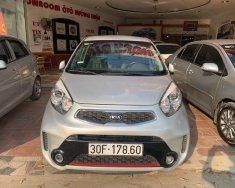 Bán Kia Morning đời 2016, màu bạc xe gia đình giá 335 triệu tại Hà Nội