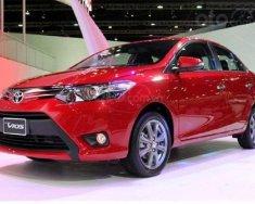 Toyota Thăng Long cần bán Toyota Vios E sản xuất năm 2020, màu đỏ giá 470 triệu tại Hà Nội