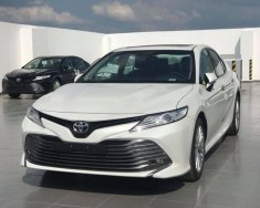 Tặng nhiều phụ kiện, giảm giá sâu khi mua chiếc Toyota Camry 2.0G, sản xuất 2020, nhập khẩu giá 1 tỷ 29 tr tại Tp.HCM