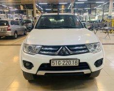 Cần bán lại xe Mitsubishi Pajero năm 2016, màu trắng   giá 615 triệu tại Tp.HCM