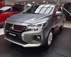 Bán Mitsubishi Attrage năm 2020, màu xám, nhập khẩu, giá chỉ 375 triệu giá 375 triệu tại TT - Huế