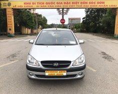 Cần bán xe Hyundai Getz đời 2009, màu bạc, nhập khẩu, giá tốt giá 215 triệu tại Hà Nội