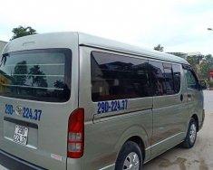 Cần bán Toyota Hiace sản xuất năm 2008 giá cạnh tranh giá 200 triệu tại Hà Nội