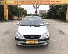 Xe Hyundai Getz đời 2009, màu bạc, xe nhập còn mới giá 215 triệu tại Hà Nội