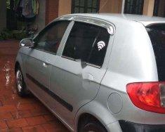 Bán Hyundai Getz đời 2009, màu bạc, nhập khẩu xe gia đình, giá tốt giá 136 triệu tại Hà Nội