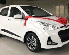 Bán Hyundai Grand i10 1.2 AT năm sản xuất 2020, màu trắng, giá 325tr giá 325 triệu tại Thanh Hóa
