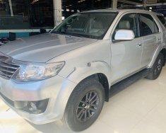 Bán Toyota Fortuner sản xuất năm 2012, màu bạc, số tự động, 579tr giá 579 triệu tại Tp.HCM