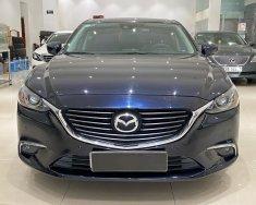Bán ô tô Mazda 6 sản xuất năm 2017, màu xanh lam, giá rẻ giá 730 triệu tại Tp.HCM