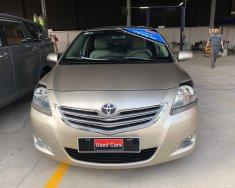 Bán Toyota Vios đời 2013, màu vàng cát, giá cạnh tranh giá 460 triệu tại Tp.HCM