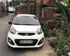 Bán Kia Morning sản xuất 2012, màu trắng, nhập khẩu nguyên chiếc giá 220 triệu tại Hà Nội