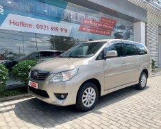 Bán ô tô Toyota Innova 2.0G đời 2012, xe qua sử dụng chính hãng giá 480 triệu tại Cần Thơ