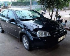 Bán Daewoo Lacetti năm sản xuất 2009, màu đen, xe gia đình, giá tốt giá 159 triệu tại Thanh Hóa