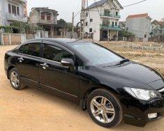 Cần bán gấp Honda Civic đời 2007, màu đen giá 268 triệu tại Hà Nội
