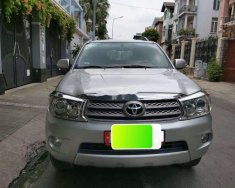 Cần bán Toyota Fortuner đời 2009, màu bạc, giá 489tr giá 489 triệu tại Tp.HCM