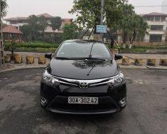 Gia đình cần bán chiếc Toyota Vios E MT sản xuất năm 2014, màu đen giá cạnh tranh giá 348 triệu tại Hà Nội