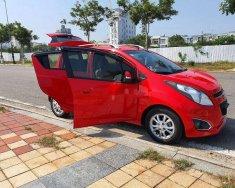 Cần bán gấp Chevrolet Spark 1.0AT LTZ sản xuất 2014, màu đỏ số tự động, 255 triệu giá 255 triệu tại Đà Nẵng