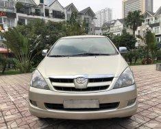 Cần bán lại xe Toyota Innova MT sản xuất năm 2008, màu kem be, xe chính chủ, giá vô cùng thấp giá 315 triệu tại Hà Nội