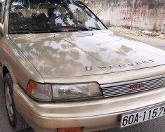 Bán Toyota Camry ư sản xuất năm 1987, màu vàng, nhập khẩu, giá 75tr giá 75 triệu tại Đồng Nai