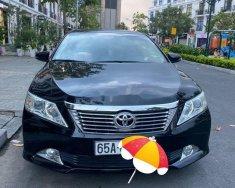 Cần bán Toyota Camry năm 2013, màu đen, giá 710tr giá 710 triệu tại Cần Thơ