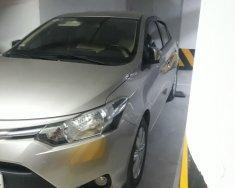 Cần bán gấp Toyota Vios E CVT đời 2017, màu bạc, giá thấp, xe chính chủ giá 486 triệu tại Hà Nội