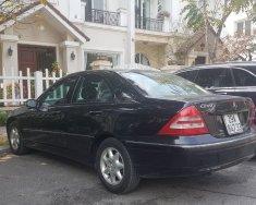 Bán Mercedes C200 sản xuất năm 2003, màu đen, giá rẻ giá 170 triệu tại Hà Nội
