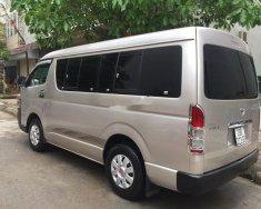 Bán Toyota Hiace sản xuất 2005, màu bạc, nhập khẩu   giá 214 triệu tại Hà Nội