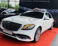 Bán Mercedes S 450 Maybach đời 2020, màu trắng, nhập khẩu nguyên chiếc giá 7 tỷ 200 tr tại Hà Nội