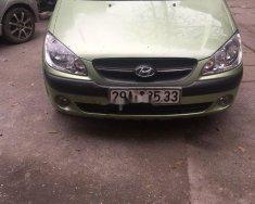 Cần bán xe Hyundai Getz sản xuất năm 2009, xe nhập, 171 triệu giá 171 triệu tại Hà Nội