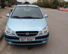 Bán xe Hyundai Getz sản xuất năm 2009, nhập khẩu nguyên chiếc  giá 170 triệu tại Hà Nội