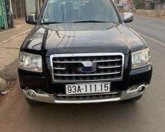Cần bán lại xe Ford Everest năm 2008, màu đen, số sàn  giá 325 triệu tại Bình Phước