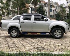 Cần bán xe Isuzu Dmax năm 2016, màu bạc, chính chủ đi từ đầu giá 445 triệu tại Hà Nội