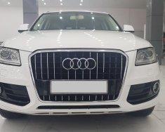 Cần bán lại xe Audi Q5 2.0T Quattro năm 2013, màu trắng, nhập khẩu, giá cực kì thấp giá 950 triệu tại Hà Nội