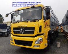 Bán xe tải Dongfeng Hoàng Huy 4 chân 17.9 tấn - 17T9 thùng dài 9m5 nhập khẩu giá 1 tỷ 100 tr tại Tp.HCM