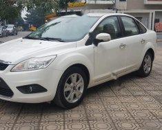 Bán Ford Focus 2.0 AT Ghia 2011, màu trắng,số tự động giá 339 triệu tại Hà Nội