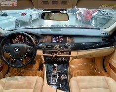Bán xe BMW 520i đời 2015, màu xanh lam, xe nhập giá 1 tỷ 399 tr tại Hà Nội