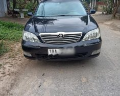 Cần bán gấp Toyota Camry sản xuất 2002, màu đen giá 270 triệu tại Phú Thọ